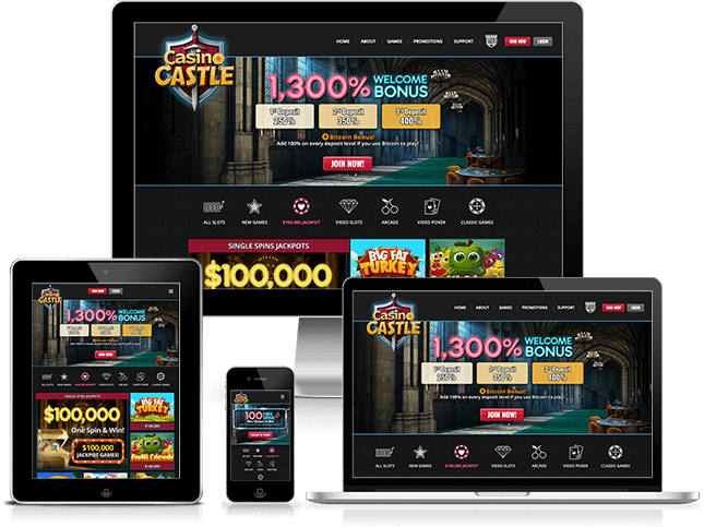 CasinoCastle.com - A New Adventure Awaits